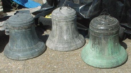 fibreglass church bells