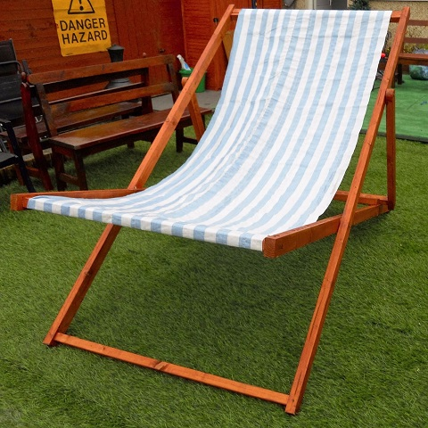 oversize,large two person deck chair