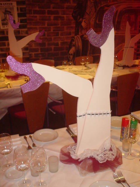 legs tablecentre