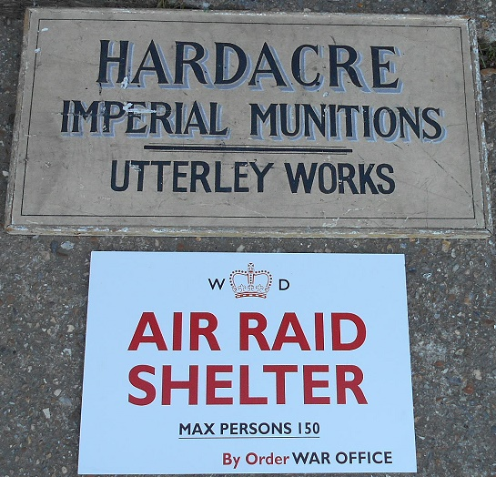 wartime signs