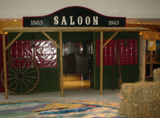 saloon swing doors