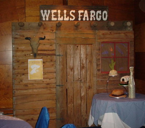 Wells Fargo office